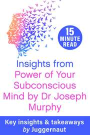 Summary of The Power of Your Subconscious Mind