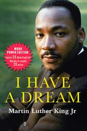 I Have A Dream: Word Power Edition