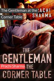 The Gentleman at the Corner Table