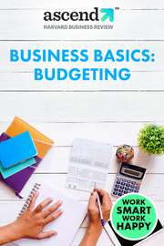 Business Basics: Budgeting