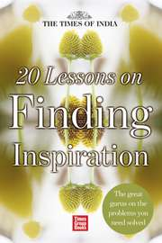 20 Lessons on Finding Inspiration