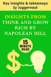 Insights from Think and Grow Rich by Napolean Hill in 15 mins