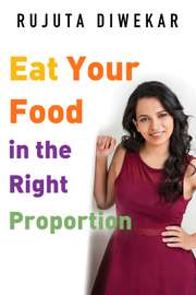 Eat your Food in the Right Proportion