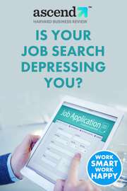 Is Your Job Search Depressing You?