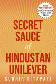 Secret Sauce of Hindustan Unilever: Word Power Edition