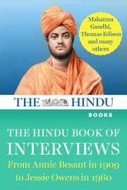 The Hindu Book of Interviews