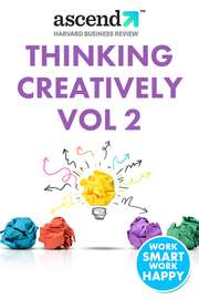Thinking Creatively Vol 2