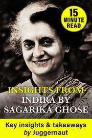 Summary of Indira: India's Most Powerful Prime Minister