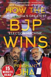 How the BJP Wins: Inside India's Greatest Election Machine in 15 mins