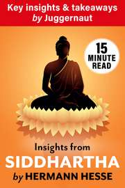 Insights from Siddhartha by Hermann Hesse in 15 mins