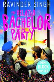 The Belated Bachelor Party-(Exclusive Preview)
