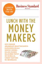 Lunch with the Money-Makers