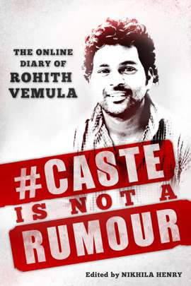 #Caste Is Not a Rumour