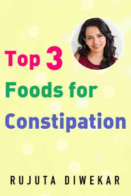 Top 3 Foods for Constipation