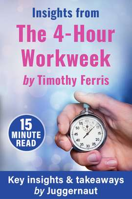 Insights from The 4-Hour Work Week by Timothy Ferriss in 15 mins