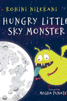 The Hungry Little Sky Monster