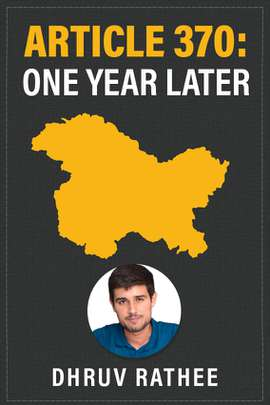 Article 370: One Year Later