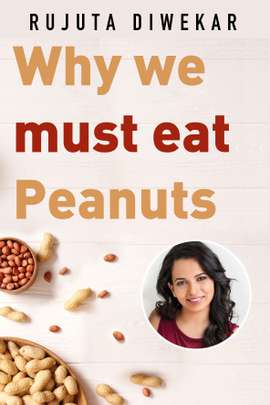 Why we must eat Peanuts